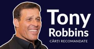 Cărți Recomandate de Tony Robbins