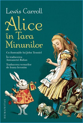 Alice În Țara Minunilor de Lewis Carroll