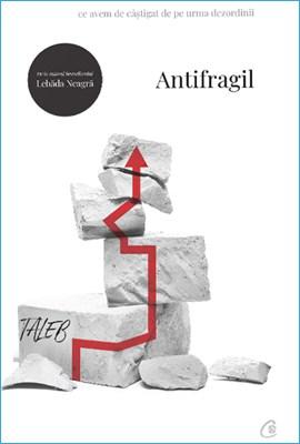 Antifragil de Nassim Nicholas Taleb