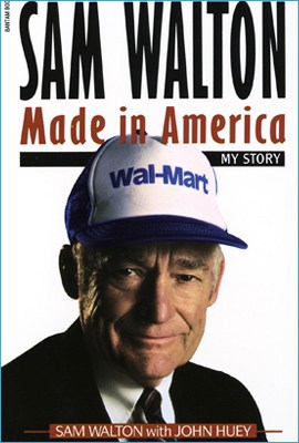 Sam Walton: Made in America de Sam Walton