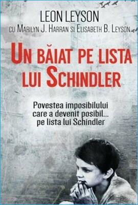 Un Băiat pe Lista lui Schindler de Leon Leyson