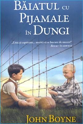 Băiatul Cu Pijamale în Dungi De John Boyne
