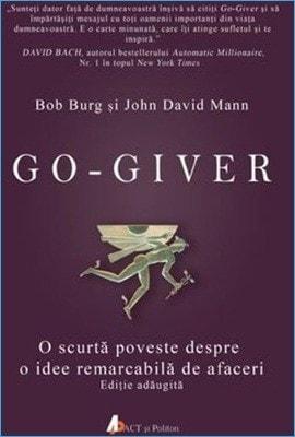 Go Giver de Bob Burg