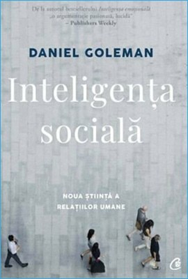 Inteligența Socială de Daniel Goleman