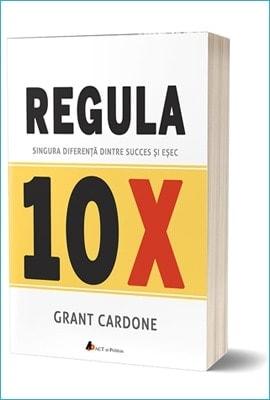 Regula 10X de Grant Cardone