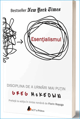 Esențialismul de Greg McKeown