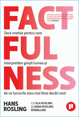 Factfulness de Hans Rosling