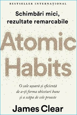 Atomic Habits de James Clear