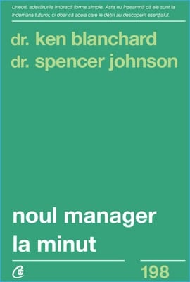 Noul Manager la Minut de Spencer Johnson & Ken Blanchard