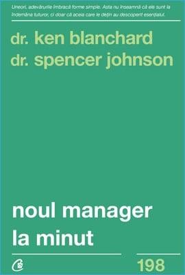 Noul Manager la Minut de Spencer Johnson & Ken Blanchard