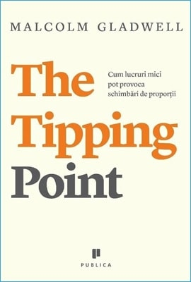 The Tipping Point, de Malcom Gladwell