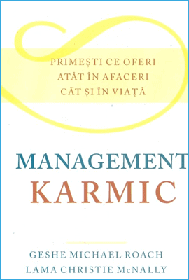 Management karmic de Michael Roach