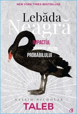Lebăda neagră de Nassim Nicholas Taleb