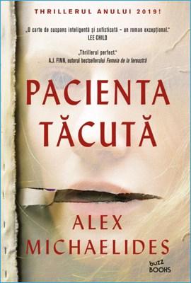 Pacienta Tăcută de Alex Michaelides