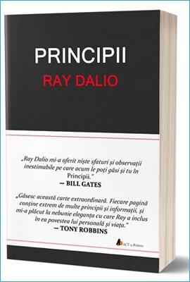 Principii - Învață să obții cât mai mult din fiecare efort pe care îl depui, de Ray Dalio