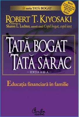 Tată bogat, tată sărac, de Robert Kiyosaki