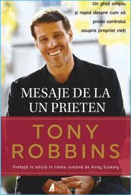 Mesaje De la un Prieten de Tony Robbins