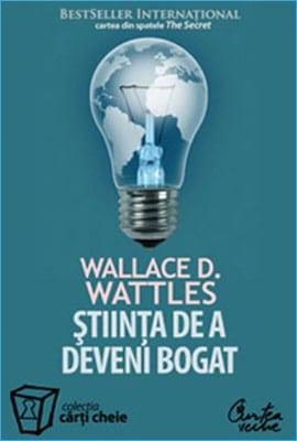 Știința de a Deveni Bogat de Wallace Wattles
