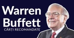 carti recomandate de warren buffett