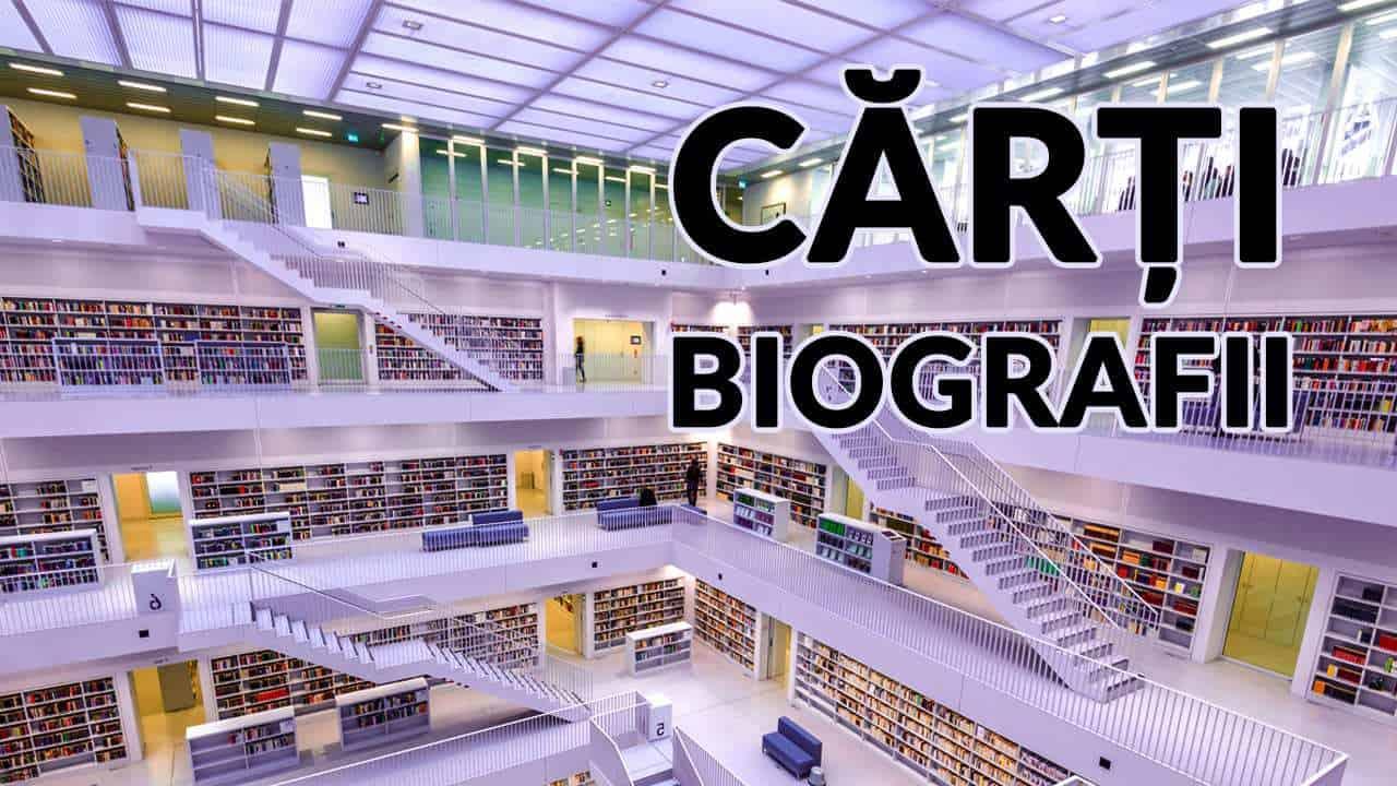 Cărți Biografii și Memorii