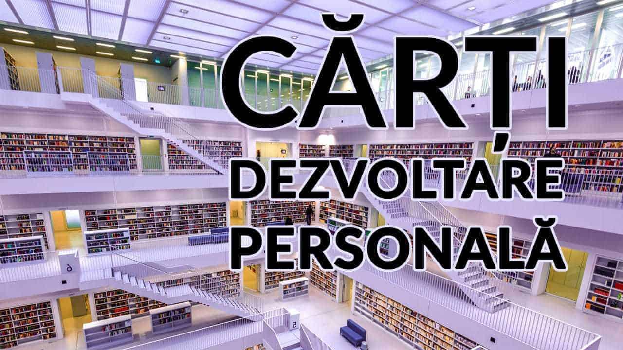 Cărți Autodezvoltare Personală & Mindset
