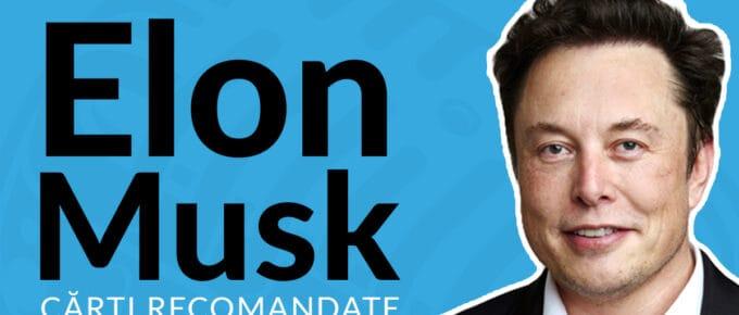 Cărți Recomandate de Elon Musk