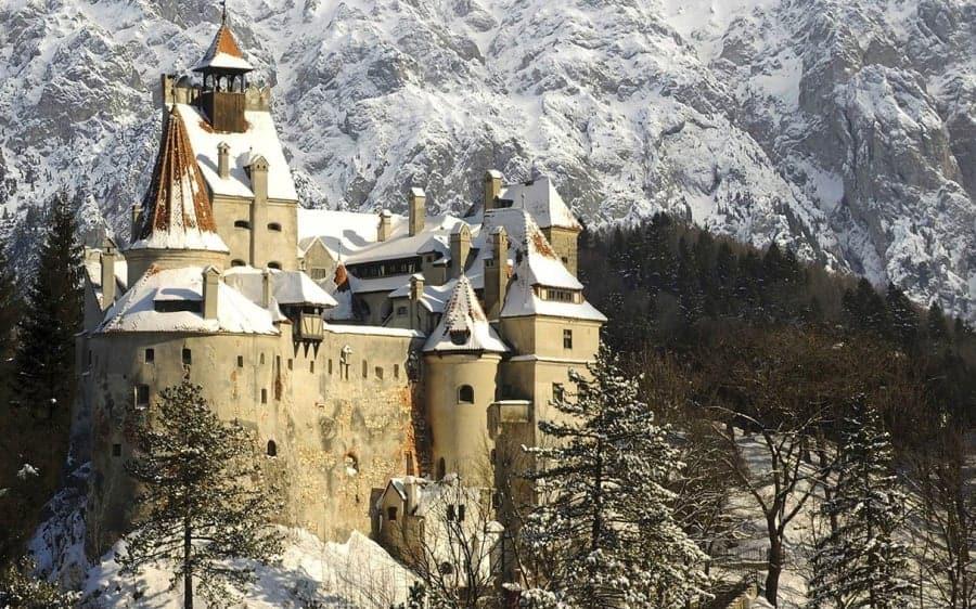 castelul bran rolandia